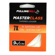 Fulling Mill Masterclass Tapered Leader - 9 Ft.