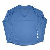 Bimini Bay Women's Cabo V-Neck UPF Long-Sleeve Shirt