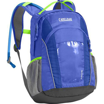 CamelBak Childrens Scout 50 oz. (1.5 Liter) Hydration Pack