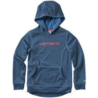 Carhartt Girl's Force Logo Sweatshirt