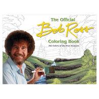 Bob Ross: The Four Seasons Coloring Book