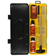 Outers Aluminum Rod Rifle Cleaning Kit - Box