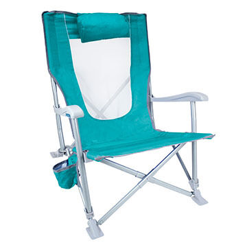 GCI Outdoor Sun Recliner Folding Chair