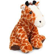 "Aurora Giraffe 14"" Plush Stuffed Animal"