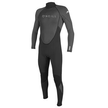 ONeill Mens Reactor II 3/2MM Back-Zip Full Wetsuit