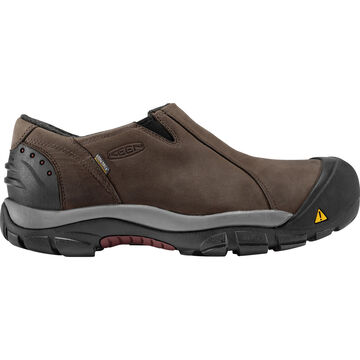 Keen Mens Brixon Low Slip-On Insulated Shoe