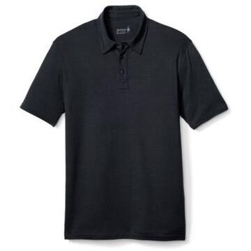 SmartWool Mens Merino 150 Pattern Polo Short-Sleeve Shirt