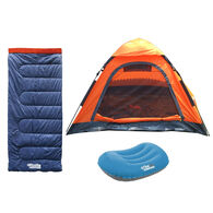 Firelite 3-in-1 Campout Kit