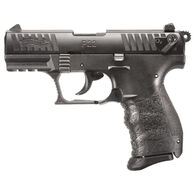 "Walther P22 QD Black 22 LR 3.42"" 10-Round Pistol"