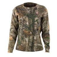 Browning Women's Wasatch For Her Long-Sleeve T-Shirt