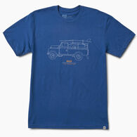 Reef Men's Expedition Printed Short-Sleeve T-Shirt