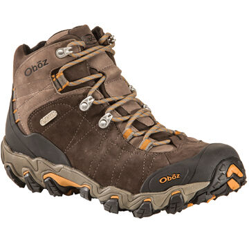 Oboz Mens Bridger Waterproof Mid Hiking Boot