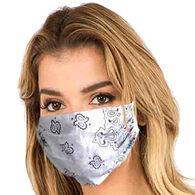 Accessories & Beyond Men's & Women's Paisley Print Social Distancing Face Mask