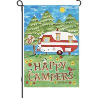 Premier Designs Camping Fun Garden Flag