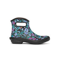 Bogs Women's Patch Ankle Boot Vine Floral Boot