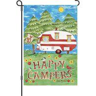Premier Designs Camping Fun Garden Flag