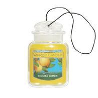 Yankee Candle Car Jar Ultimate - Sicilian Lemon