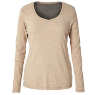 Royal Robbins Women's KickBack Sweet V-Neck Shirt
