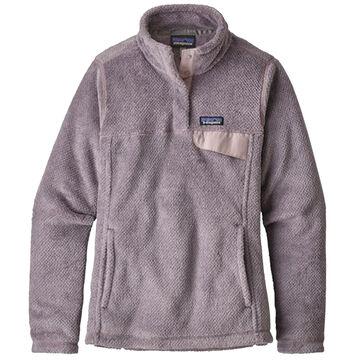 Patagonia Womens Updated Re-Tool Snap-T Fleece Pullover