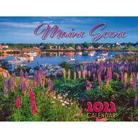 Maine Scene Maine Scene 2022 Wall Calendar