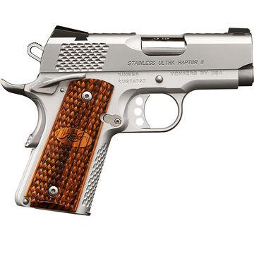 Kimber Stainless Ultra Raptor II 45 ACP 3 7-Round Pistol