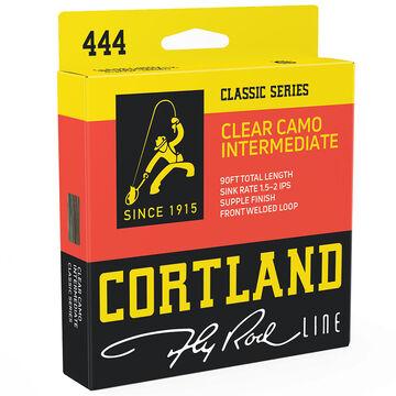 Cortland 444 Clear Camo WF Intermediate Fly Line