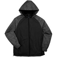 Kenpo Men's i5 Nylon Full-Zip Hooded Jacket