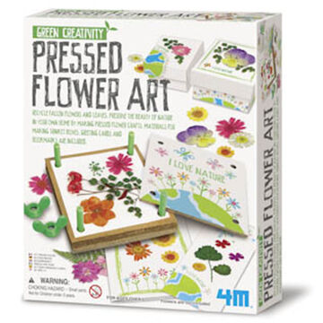 Toysmith Pressed Flower Art Kit