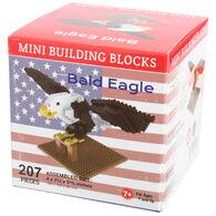 Impact Photographics Bald Eagle Mini Building Blocks