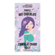 Gourmet Du Village Mermaid Color-Changing Hot Chocolate Mix
