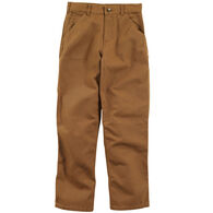 Carhartt Boy's Canvas Dungaree Pant