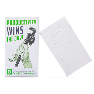 Duke Cannon Limited Edition WWII-Era Big Ass Brick of Soap - Productivity