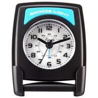 La Crosse Quartz Fold-Up Travel Alarm Clock