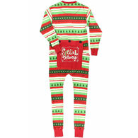 Lazy One Men's Special Delivery Christmas Flapjacks Pajamas