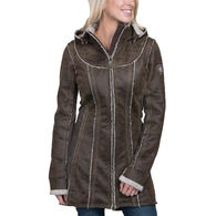 Kuhl Women's Dani Sherpa Trench Coat