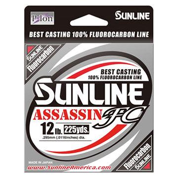 Sunline Assassin FC Fishing Line - 225 Yards