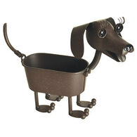 Georgetown Mini Heidi the Dachshund Planter