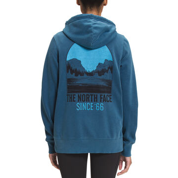 The North Face Womens Mountain Peace Full Zip Hoodie