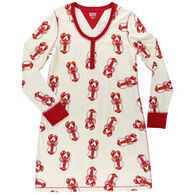 Lazy One Women's Lobster Nightshirt