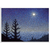 Allport Editions Full Moon Boxed Holiday Cards