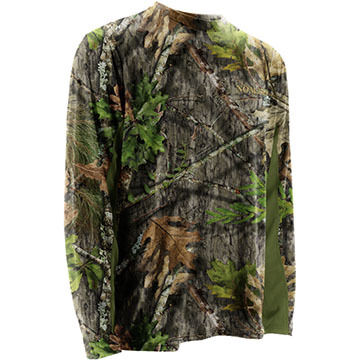 Nomad Mens NWTF Cooling Long-Sleeve T-Shirt