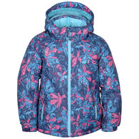 Kamik Girl's Tessie Posies Jacket