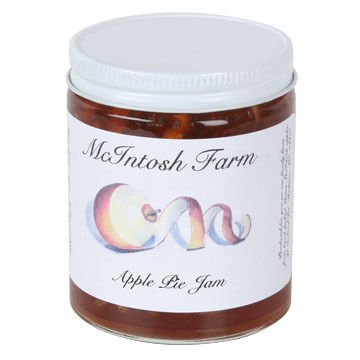 McIntosh Farm Apple Pie Jam - 8 oz.