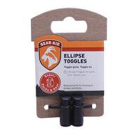 Gear Aid Ellipse Toggle - 2 Pk.