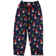 Lazy One Men's No Place Like Gnome PJ Pant