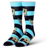 Odd Sox Unisex Spongebob SquarePants Crew Sock
