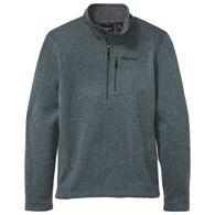 Marmot Men's Drop Line Half-Zip Fleece Pullover
