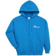 ESY Women's Maine Full Zip Hooded Sweatshirt