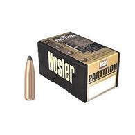 "Nosler Partition 6mm 100 Grain .243"" Spitzer Point Rifle Bullet (50)"