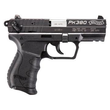 Walther PK380 Black 380 ACP 3.66 8-Round Pistol